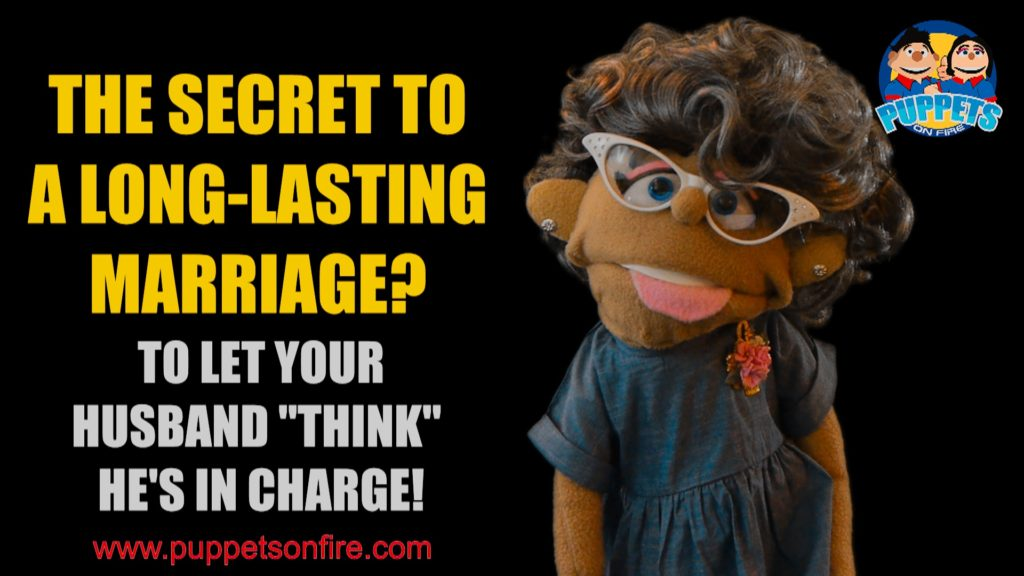 The Secret to a long-lasting marriage?